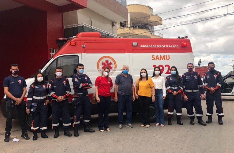 Governo do Estado do Ceará amplia serviços de atendimento do SAMU