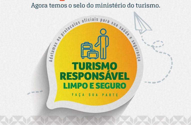 Hotel Sonata de Iracema conquitsta o selo Oficial Turismo Responsável
