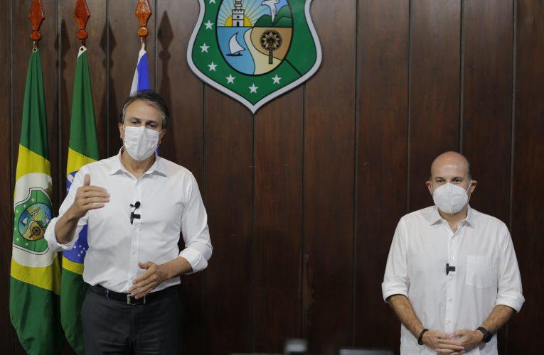 Fortaleza avança para fase 4 do plano de retomada da economia, com restrições; 5 cidades permanecem em isolamento rígido
