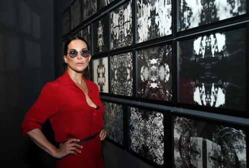 A fluidez da artista Paula Klien, em Berlim