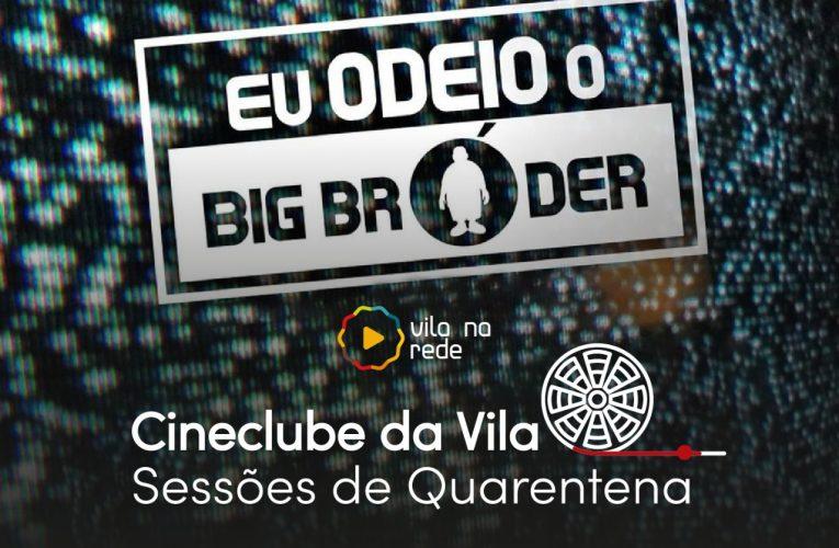 """Cineclube Vila das Artes promove sétima edição das """"Sessões de Quarentena"""""""