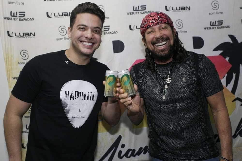 Live do Fortal com Bell Marques e Wesley Safadão troca abadás para curtir os shows em casa e brindes por doações; saiba como participar