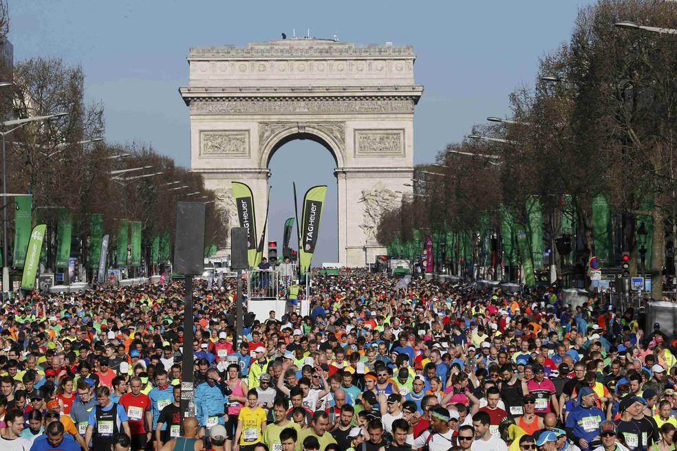 Maratona de Paris é cancelada após novo surto de coronavírus na França