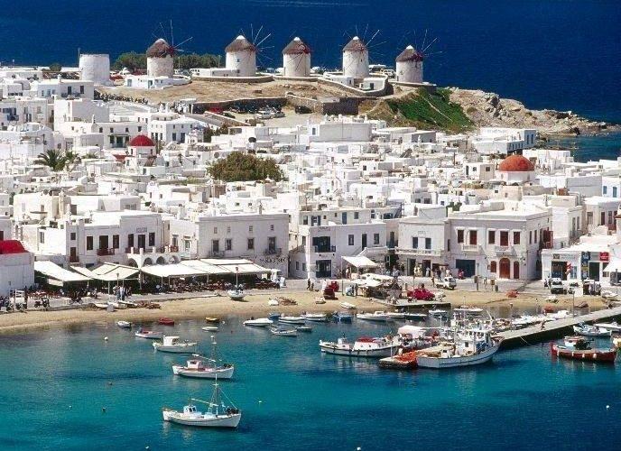 TURISMO DE LUXO – Um paraiso no mar Egeu na Turquia