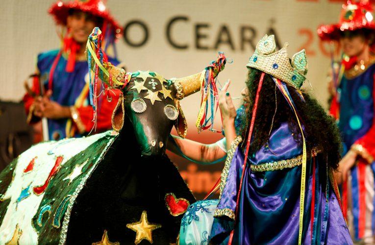 A MOSTRA CEARÁ FOLCLORE CELEBRA O DIA DO FOLCLORE BRASILEIRO EM DOIS DIAS DE PROGRAMAÇÃO VIRTUAL