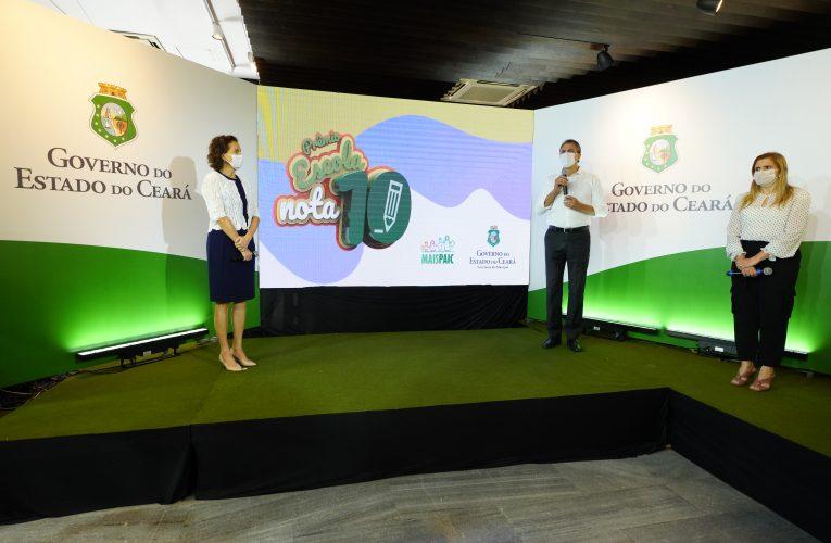Ceará tem resultado histórico e alcança nível desejável de alfabetização em todos os municípios