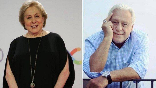 Aracy Balabanian fala do breve namoro com Antonio Fagundes, entrevista ao GNT.