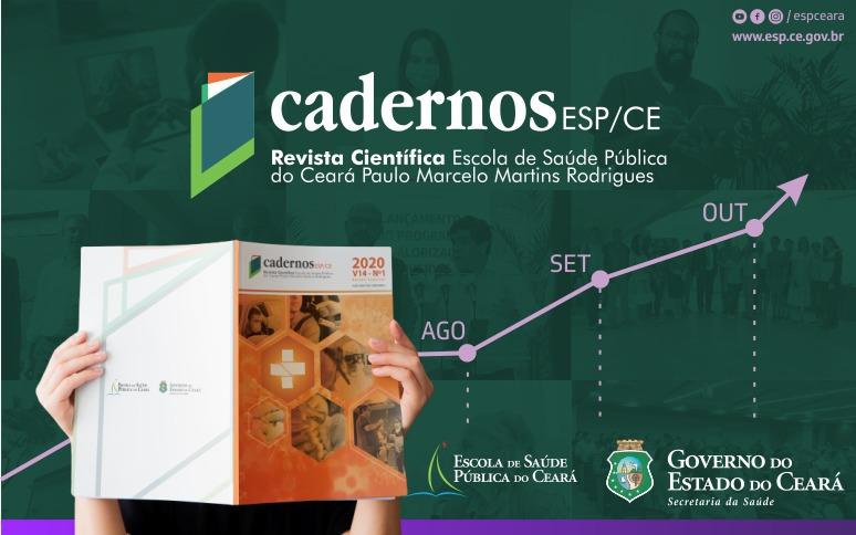 Revista Cadernos ESP alcança mais de 40 mil acessos
