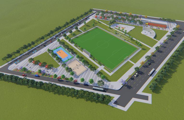 Área do antigo IPPOO dará lugar a parque urbano