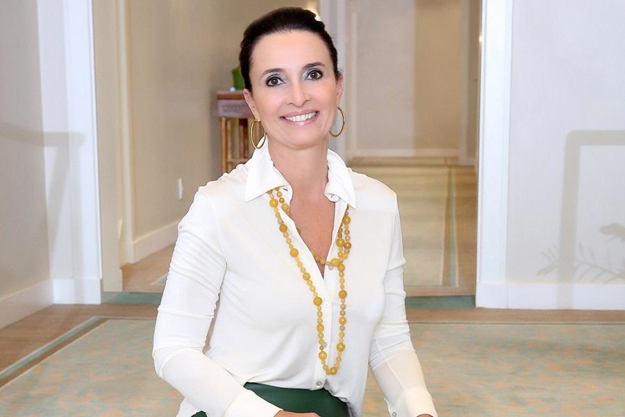 Novos ares! De saída do Belmond Copacabana Palace Andréa Natal prepara livro