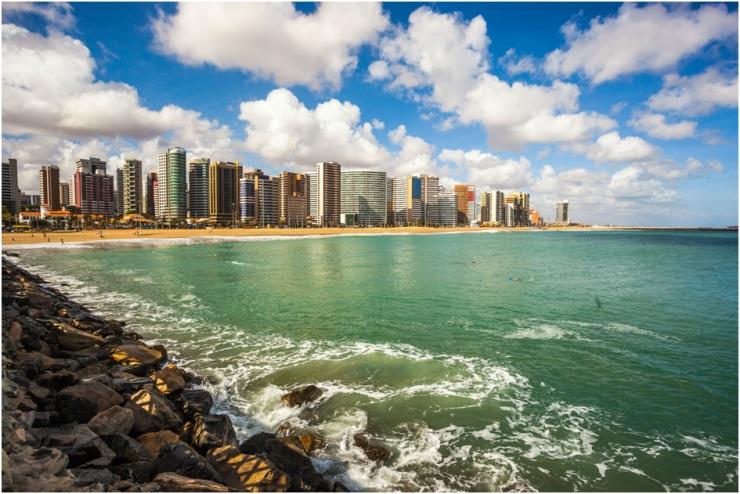 Fortaleza é o terceiro destino mais desejado para férias no País, revela Kayak