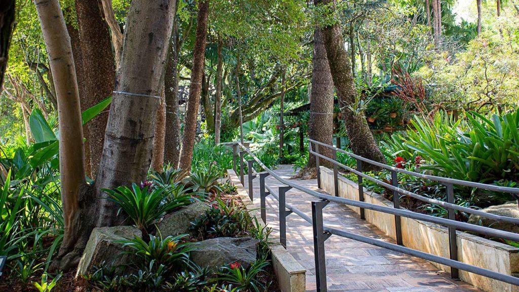 Casa-Museu Ema Klabin reabre seu Jardim projetado por Burle Marx