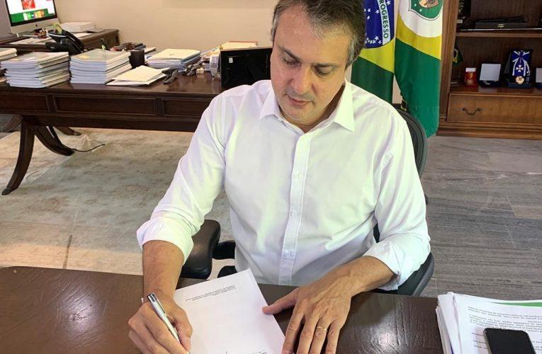 O governador do Ceará Camilo Santana enviou para Assembleia Projeto de Lei para a aquisição de tablets