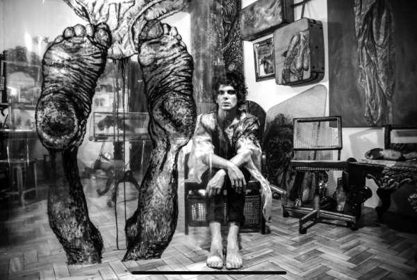 Secult, Sobrado Dr José Lourenço e Contemporarte apresentam Antessala, exposição imersiva e multissensorial do artista Sérgio Gurgel