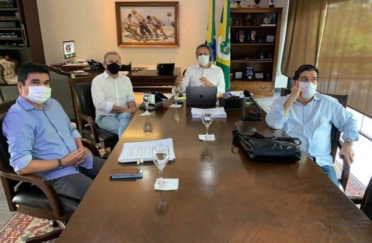 Governo do Estado do Ceará suspende ponto facultativo e festas de Carnaval e prorroga decreto de isolamento no Ceará