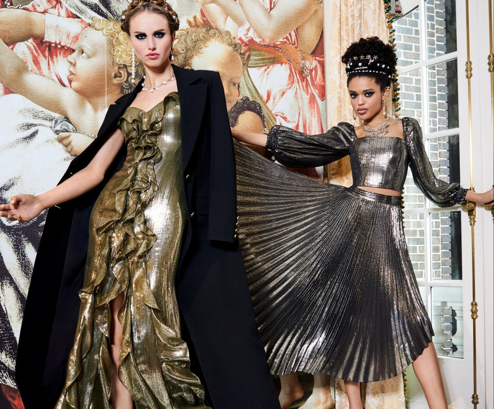 Em ode à antiga Nova York, Alice + Olivia apresenta coleção de Outono 2021