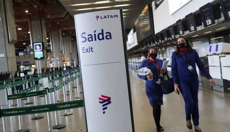 LATAM retoma operações entre São Paulo e Lisboa a partir de 22 de abril