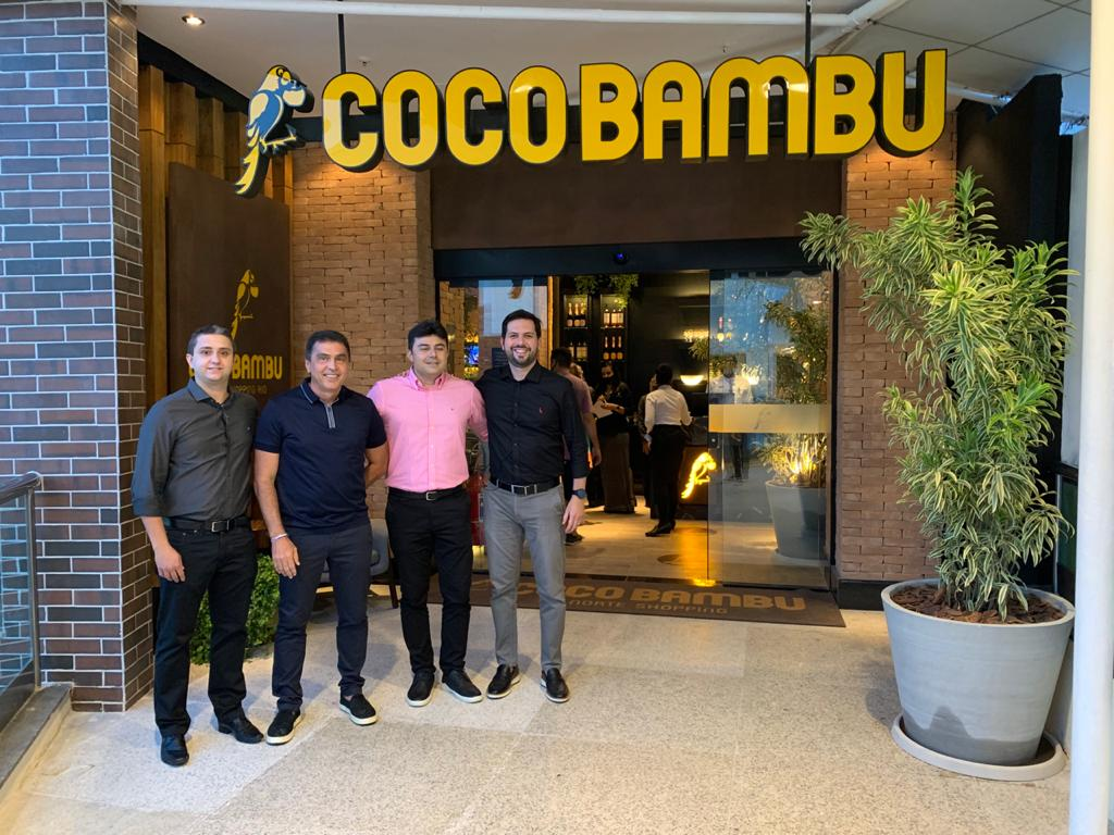 A rede de restaurantes Coco Bambu especializada em frutos do mar inaugurou segunda unidade no Rio de Janeiro