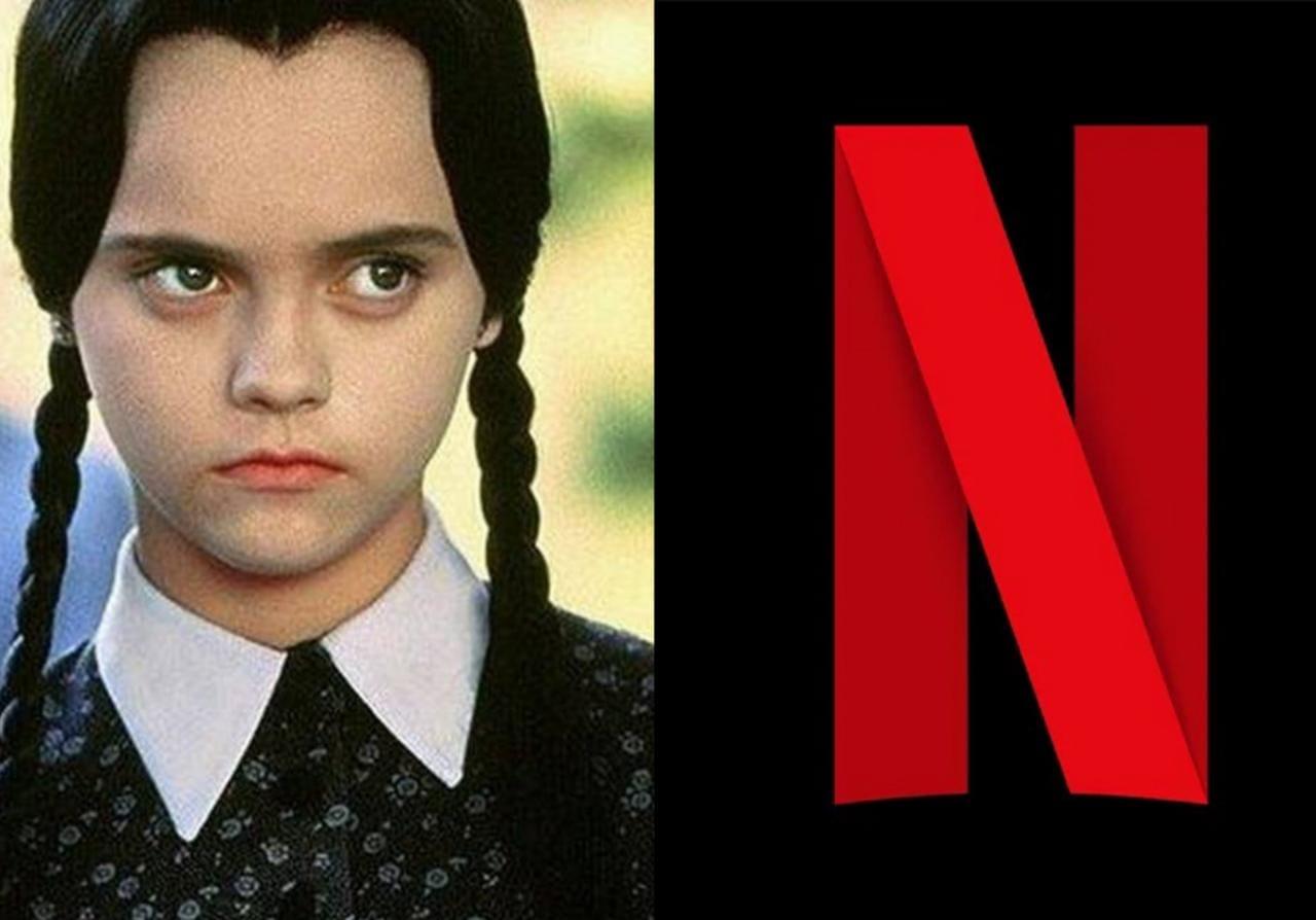 Netflix anuncia live-action inspirado na Família Addams