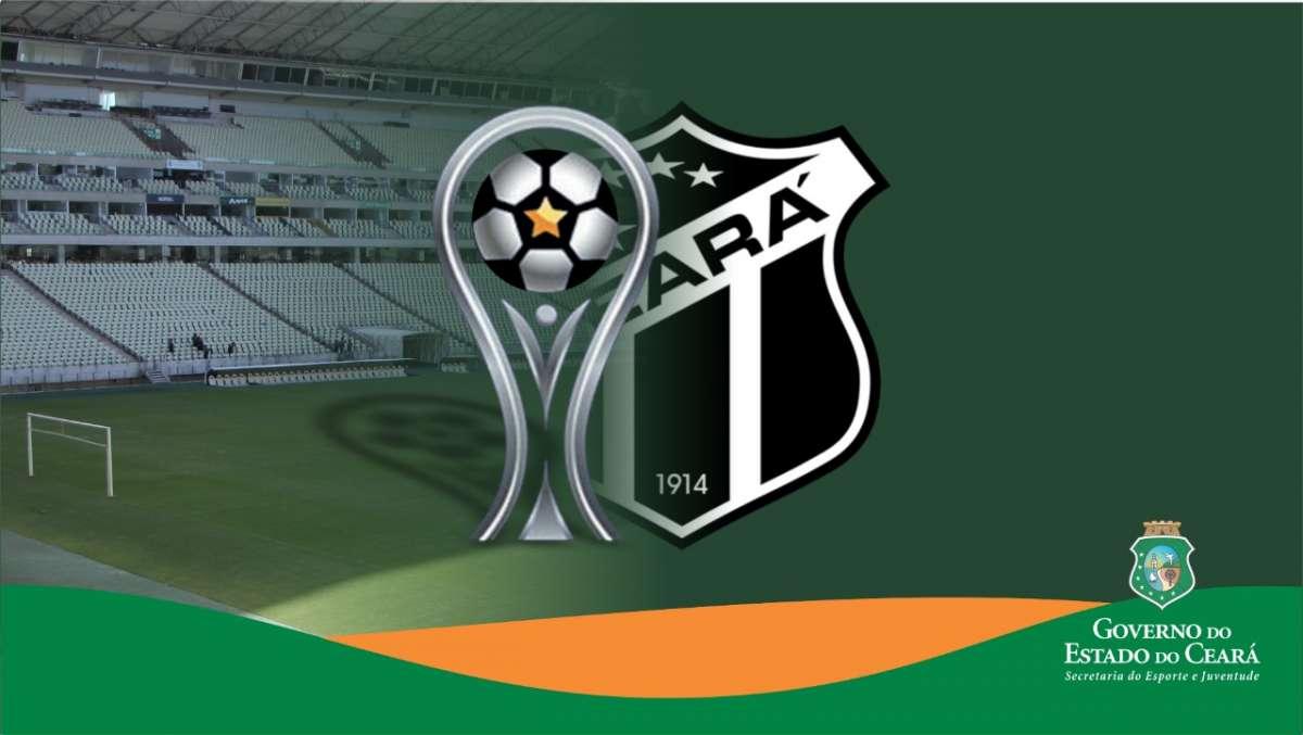 Arena Castelão está preparada para receber os jogos da Copa Sul-Americana