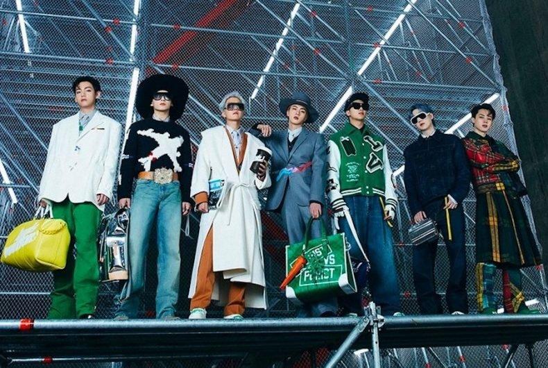 Louis Vuitton apresenta Spin-off da coleção Men's FW21