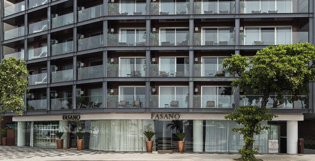 Hotel Fasano  Que venha 2022!