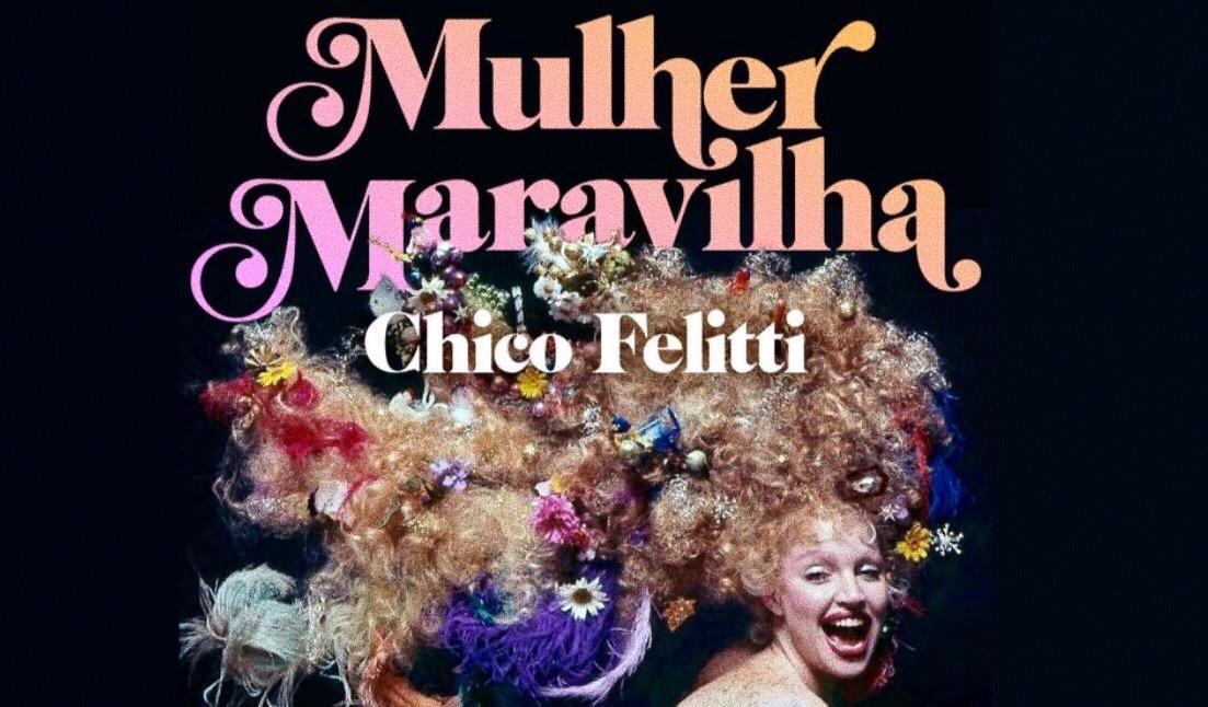 """O livro """"Elke: Mulher Maravilha"""" (Todavia), de Chico Felitti, será lançado no próximo mês."""