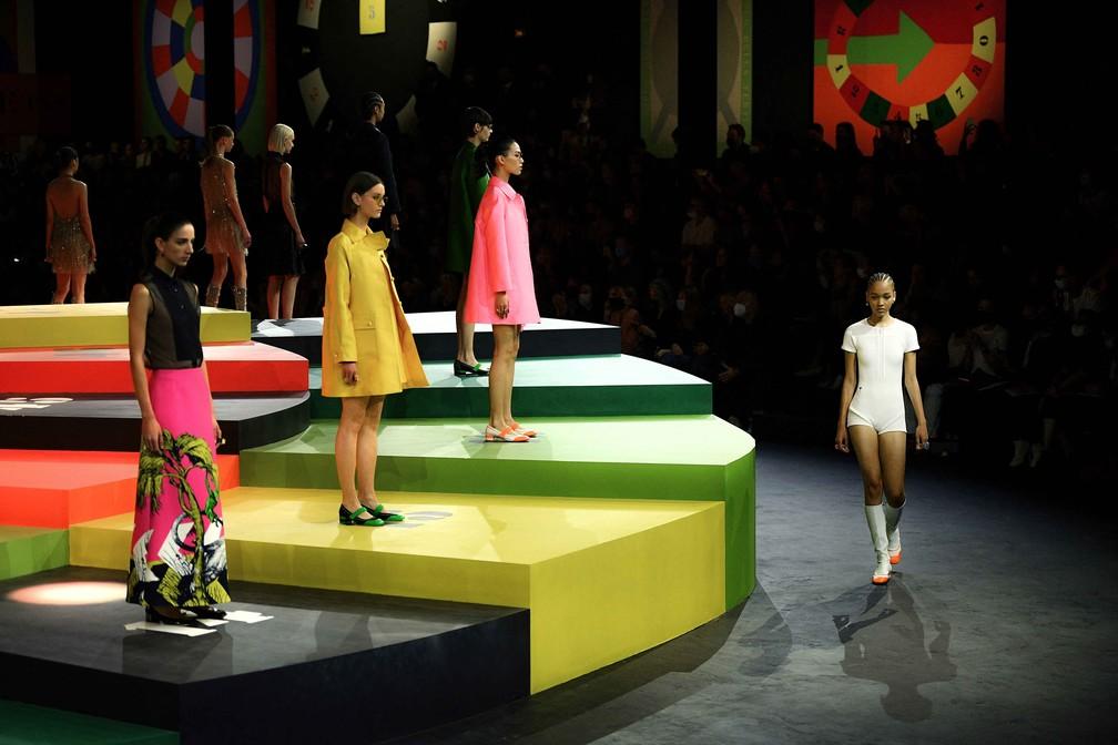 A programação completa da Semana da Moda de Paris na primavera de 2022