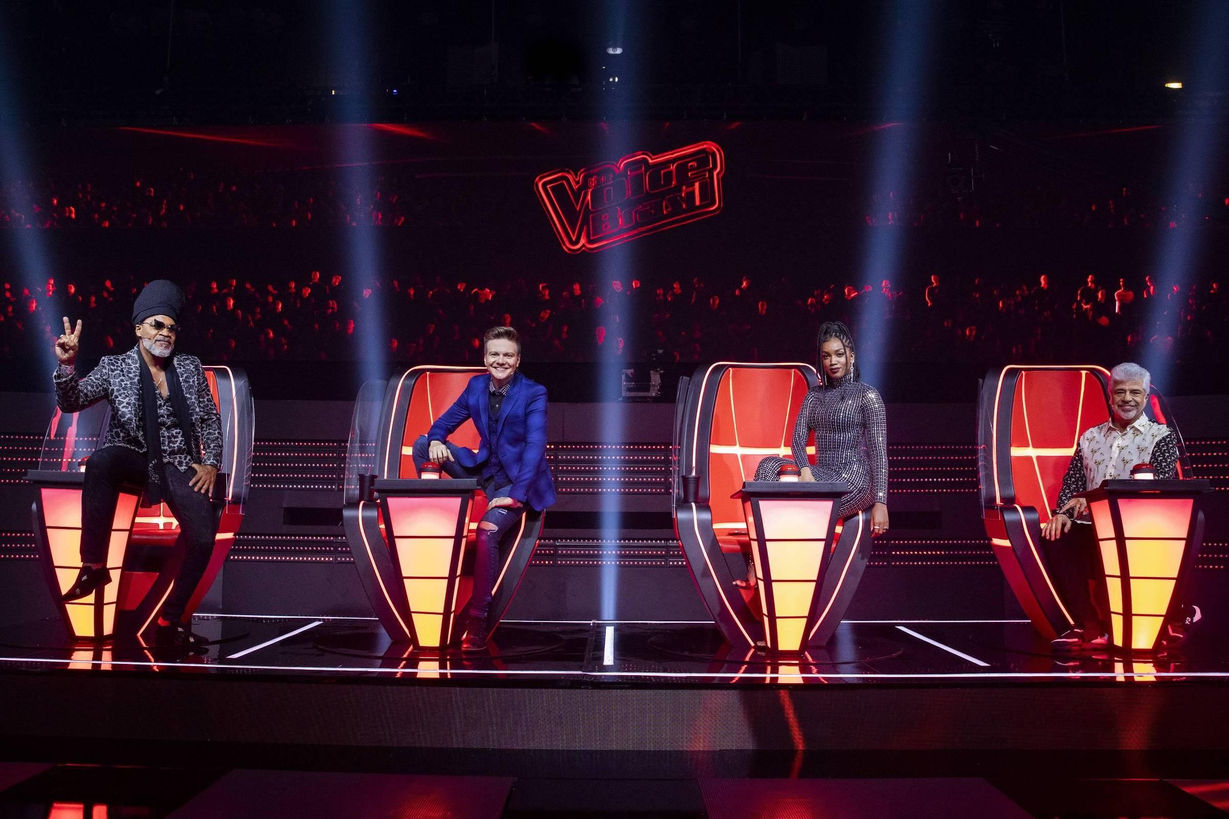 Com novidade, nova temporada do The Voice Brasil reduz Audições às Cegas