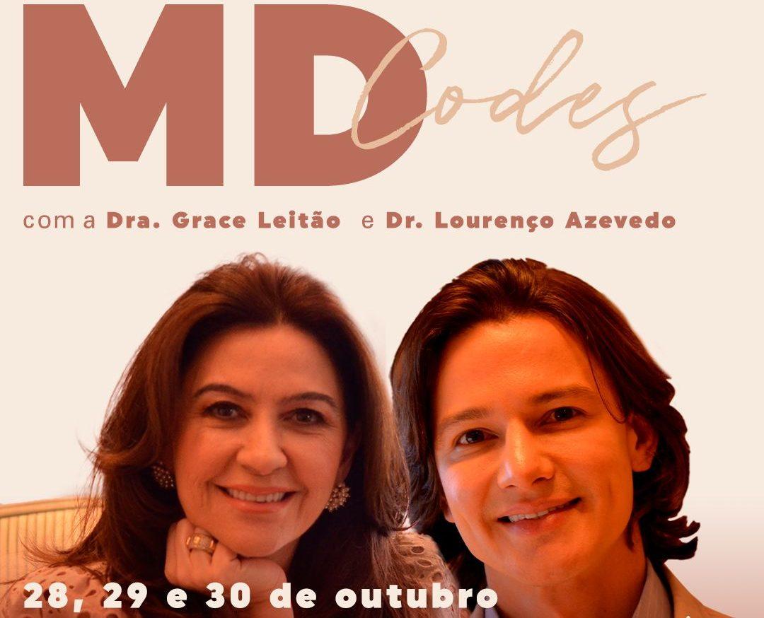 MD Codes Week com Dra Grace e Dr Lourenço