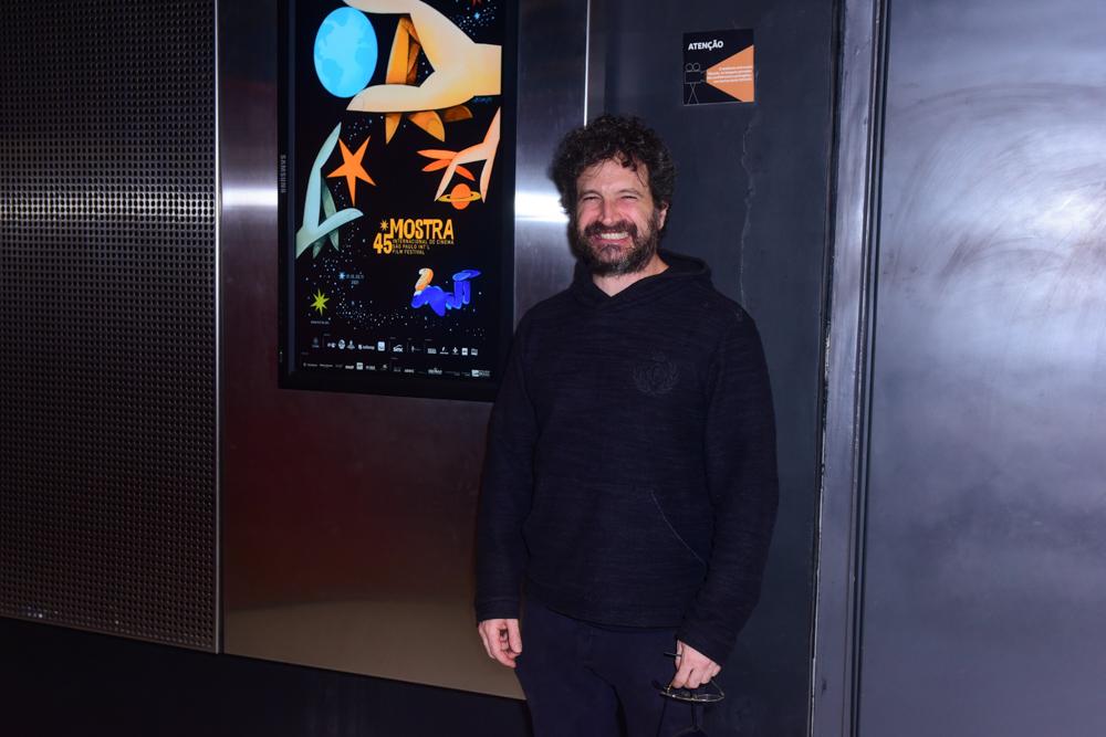 Caco Ciocler participa da 45º Mostra Internacional de Cinema em SP