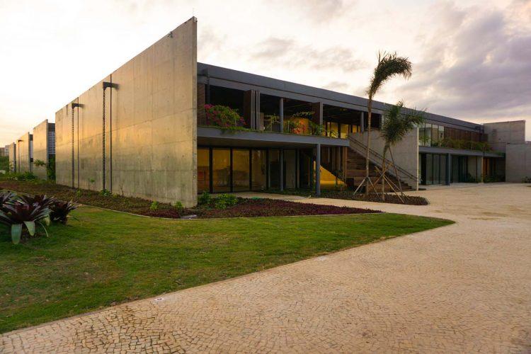 Museu do Pontal inaugura sua nova sede, na Barra da Tijuca, Rio de Janeiro, no dia 9 de outubro de 2021
