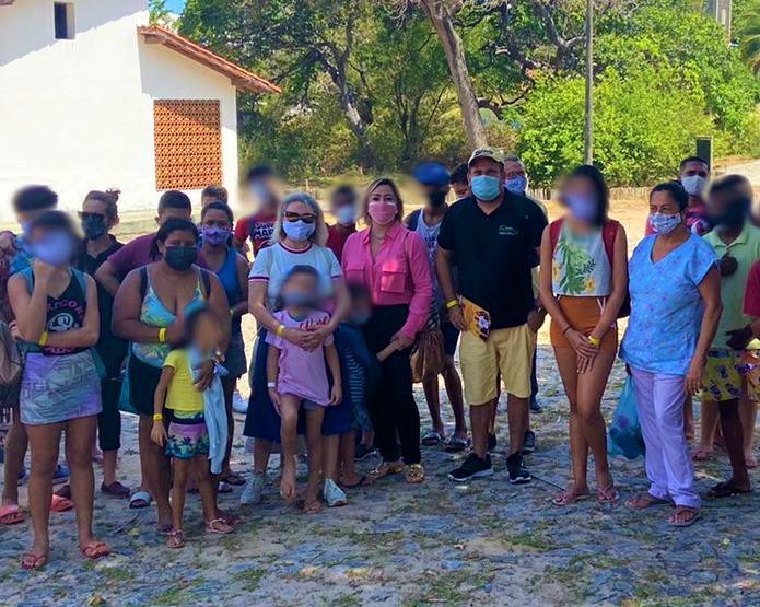 A semana da criança terminou com muita diversão para 220 crianças carentes em ação da ADPEC