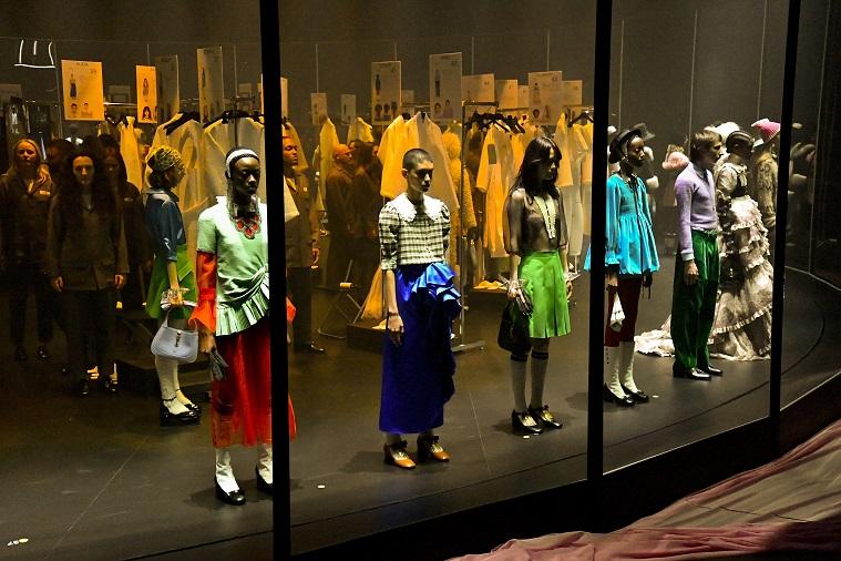 Gucci apresenta nova coleção com desfile em Los Angeles