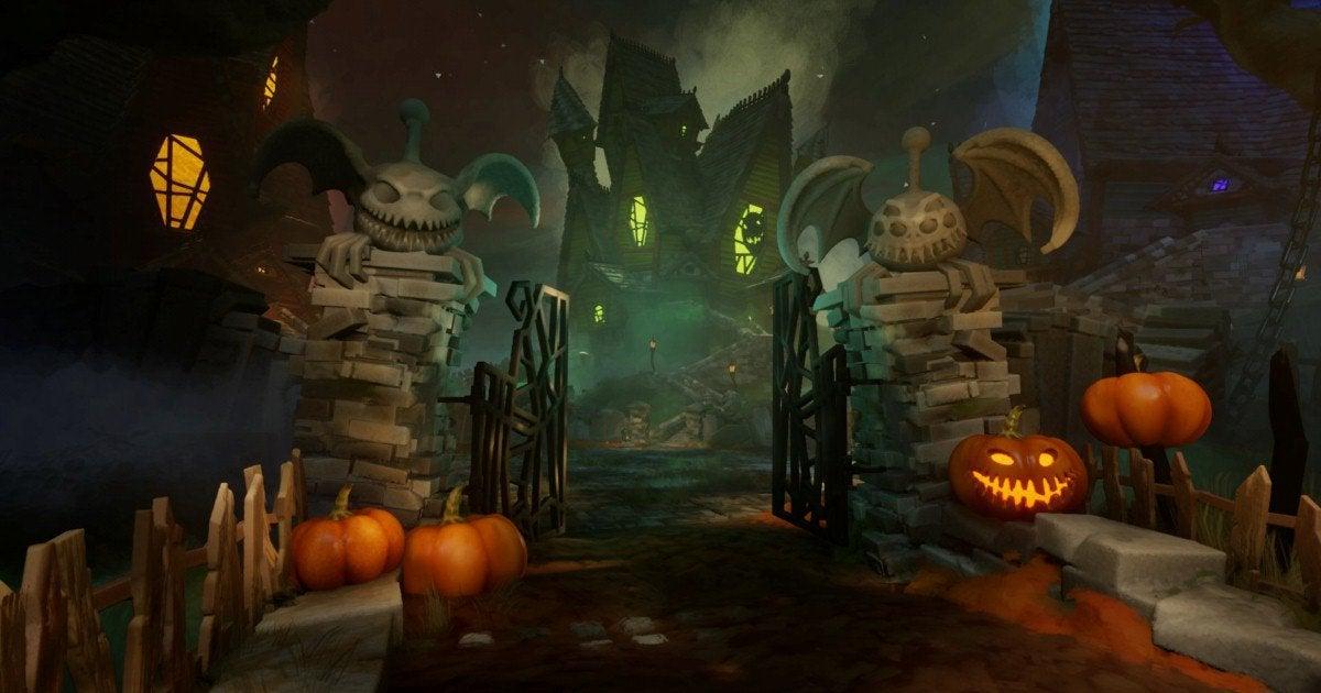Dreams recebe evento de Halloween All Hallows